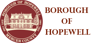 Hopewell Borough Website